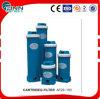 Piscina e cartuccia di filtro portatile dal raggruppamento del ciclo dell'acqua gassata