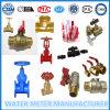 Válvulas de bronze para medidor de fluxo de água