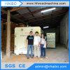 Machine de séchage de vente chaude de déchet de bois avec le GV