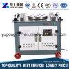 Máquina de dobra do Rebar da eficiência elevada no estoque