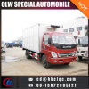 小さい5tonフリーザー肉交通機関のトラックの冷却のトラック
