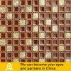Mosaico di ceramica con arte del cracker (B02)