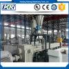 compuesto caliente plástico rígido y suave de la capacidad de 30kg/H- 800kg/H del corte del PVC