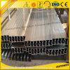 Perfil hueco de aluminio del precio bajo para los paneles de la cerca