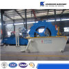Máquina de lavar principal da areia da tecnologia com separadores
