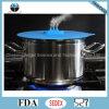 Tapa SL18 del vapor del tapón del derramamiento del silicón de la cocina