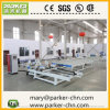 Горизонтальные сварочный аппарат CNC 4 угловойой