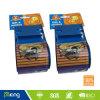 Kundenspezifisches Firmenzeichen gedrucktes BOPP Verpackungs-Band mit Band-Zufuhr