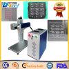 소형 이산화탄소 Laser CNC 마커 표하기 기계 플라스틱 전화 단추