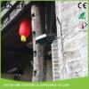 Водоустойчивой свет сада датчика движения напольной установленный стеной солнечный