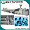 Extrudeuse en plastique de vis jumelle de PVC faisant la ligne de production à la machine pour la pipe