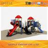 114mm galvanisiertes Pfosten-Kind-im Freienspielplatz-Gerät