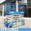 Elevación hidráulica portable del mantenimiento de interior y al aire libre