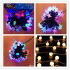 Striscia decorativa dell'indicatore luminoso 50string LED di festa dell'albero del LED