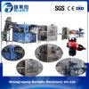 Linha de produção do refresco comercial/planta de engarrafamento de enchimento água Carbonated