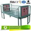 Ein Funktions-Puder-überzogenes Stahlkind-Bett mit einzelner Kurbel