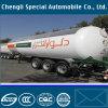 reboque material do Gpl do reboque de 25tons 56000liters ASME S516 LPG