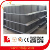 Palette en plastique de PVC de palette des prix de machine bon marché de bloc concret