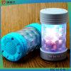 Haut-parleur sans fil de Bluetooth d'illumination mini avec la lumière instantanée de DEL