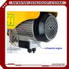 Портативная электрическая лебедка 600kg & 220V 50 60Hz, миниый электрический подъем веревочки провода