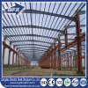 産業平屋根または低価格の工場研修会の鋼鉄または金属の建物