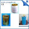機械を作る化学大きい円形の缶の金属のバケツを塗りなさい