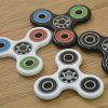 Lanzamiento de estrés Fidget juguetes para adultos Fidget Spinner Hand Spinner