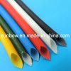 Стеклянное волокно высокотемпературного силикона Coated Sleeving для электрической изоляции провода