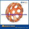 컵 바퀴를 가는 콘크리트를 위한 PCD 다이아몬드 공구