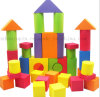 Brinquedo feito sob encomenda do bloco de apartamentos da construção do enigma dos miúdos das crianças de EVA
