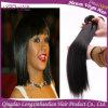 Silk прямое бразильское выдвижение человеческих волос Remy волос девственницы