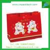 Adapter le sac aux besoins du client de porteur de papier avec le sac de cadeau de couleur d'impression