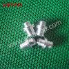 エレクトロニクス産業の予備品Vst-0837のためのOEMのステンレス鋼CNCの回転部品