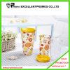 Facendo pubblicità alla tazza di plastica su ordinazione trasparente di marchio (EP-M525511)