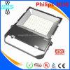 El LED al aire libre IP65 ligero SMD negro adelgaza la luz de inundación del LED