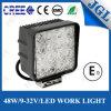Traktor-vorderes und rückseitiges Arbeits-Licht der Positions-48W LED