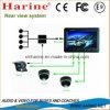 7 de Monitor van de duim en LCD van de Sensor van het Parkeren van de Bus van de Camera Vertoning