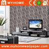 Papier peint de PVC pour la décoration à la maison