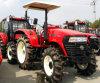 De Chinese Tractor van het Wiel van het Ontwerp van 100 PK 4WD Nieuwe