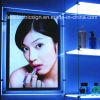 CosmeticsのためのA4 Doubled Side LED Acrylic Frame