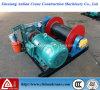treuil électrique de petite capacité de câble métallique 500kg