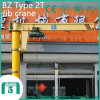 Электрическая лебедка 2016 портативный Bz печатает крану кливера 2 тонны на машинке