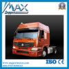 Camion bon marché de la tête HOWO de bas de page de tête de tracteur de la Chine Sinotruk 4X2 à vendre
