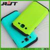 Caixa híbrida do telefone de pilha de TPU+PC para a galáxia J7 de Samsung (RJT-0291)