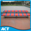 Metallo Gym Bench Portable con Plastic Seat