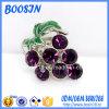 卸し売り小型ラインストーンの水晶ブドウのフルーツの形のブローチPin/のスカーフPin