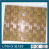 5mm Bronze Patterned Glass/Rolled Glass/Figured Glass/Art Glass