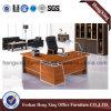 メラミンL形の管理の支配人室の机(HX-NJ5307)
