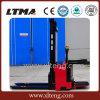 Pés elétricos chineses do estreito do empilhador do empilhador 1.5t