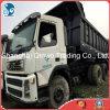 販売(FM8、15T/30CBM)のためのWater-Cooled安い使用されたLHD Volvoのダンプトラック